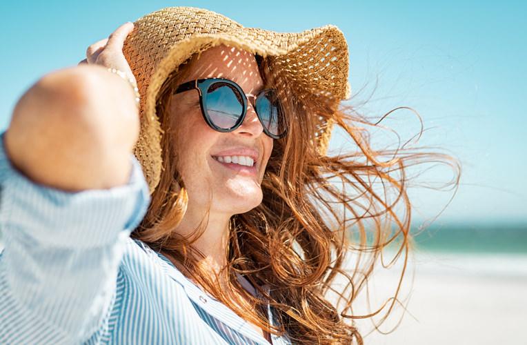 cura della pelle in vacanza